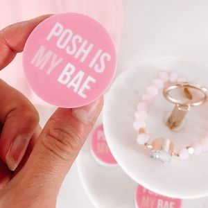 Posh is my Bae Poshmark Popsocket
